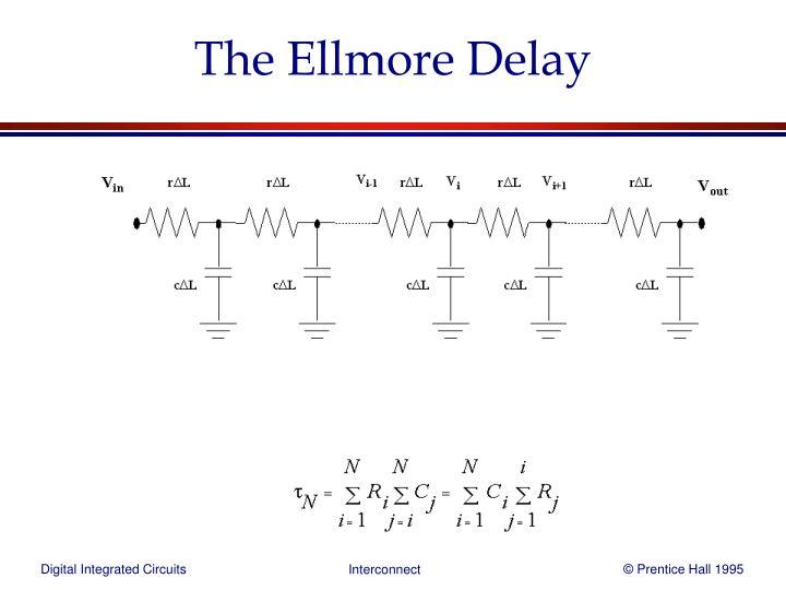 The Ellmore Delay