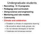 undergraduate students5