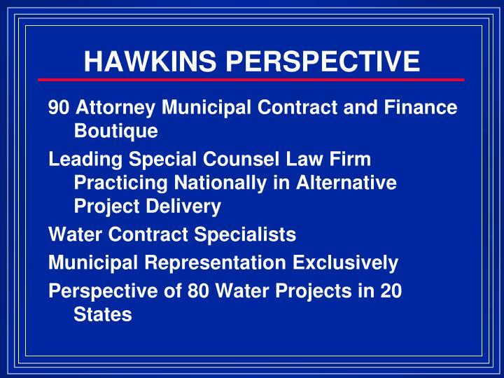 Hawkins perspective