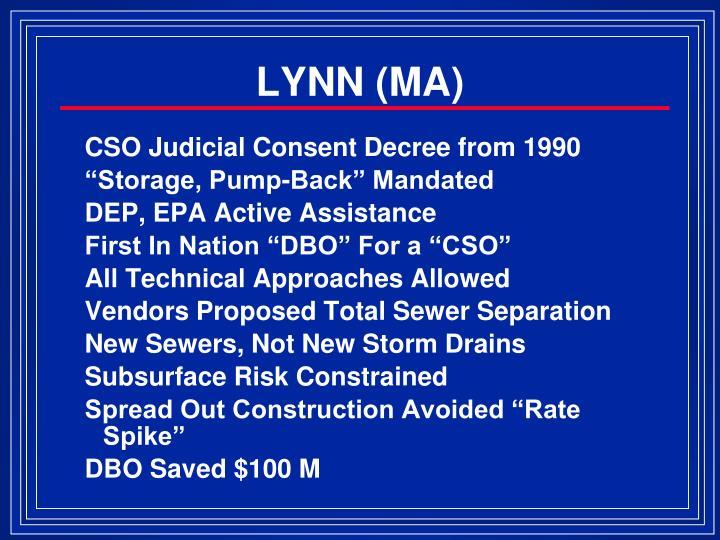 LYNN (MA)