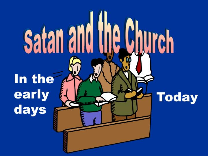 Satan and the Church