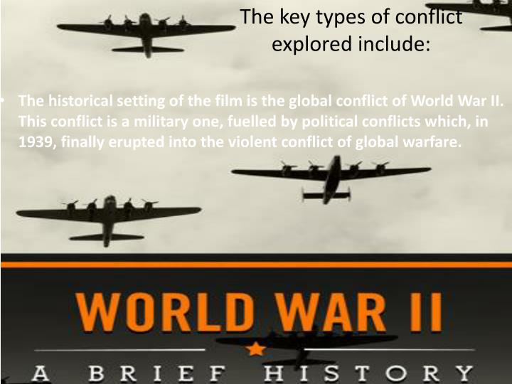 a history of the global conflicts in the 1940s World war ii was the biggest and deadliest war in history, involving more than 30 countries sparked by the 1939 nazi invasion of poland, the war dragged on for six bloody years until the allies.