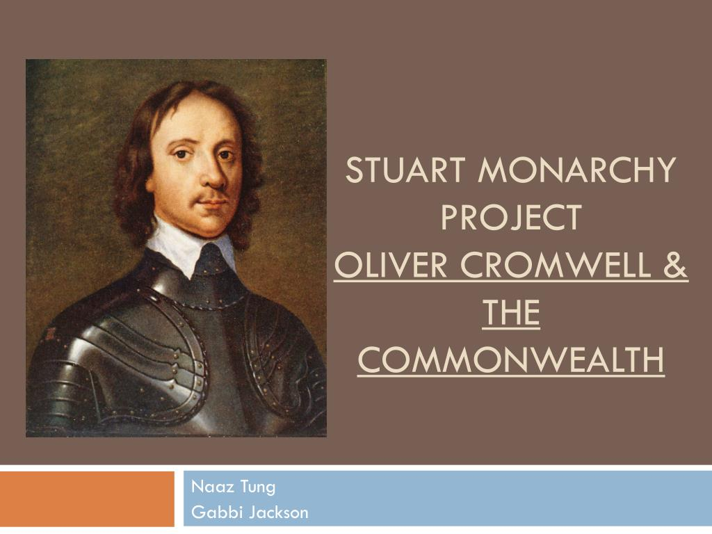 oliver cromwells personality