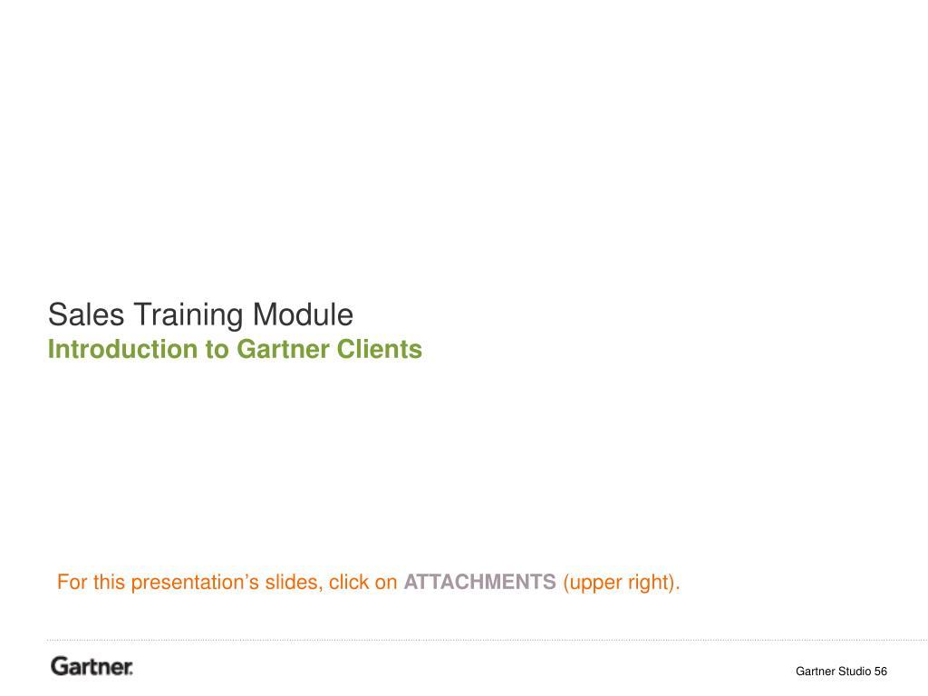 ppt sales training module powerpoint presentation id 6661427