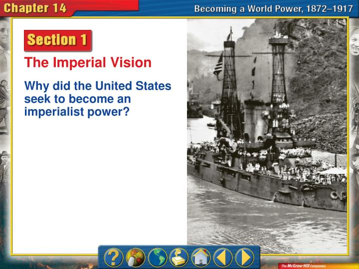 The Imperial Vision