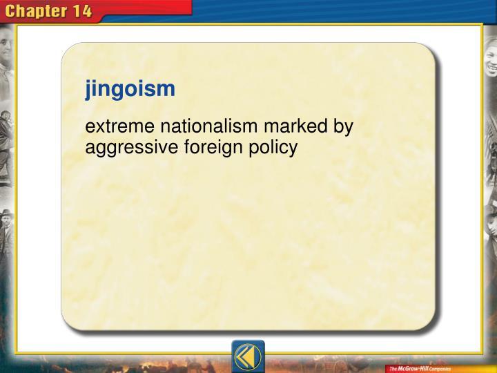 jingoism