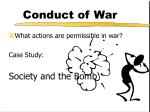 conduct of war2
