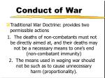 conduct of war4