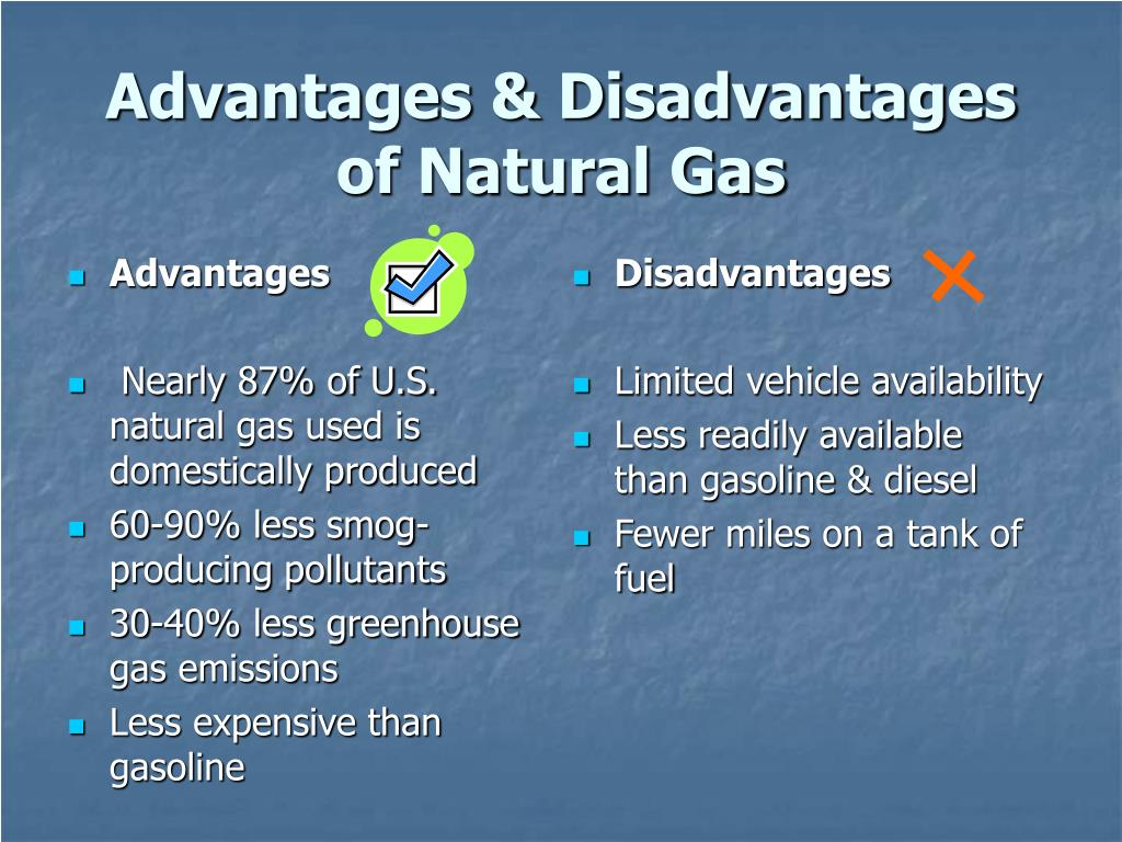 Disadvantages Of Natural Gas >> Ppt Eco Commerce Models Alternative Fuel And Vehicles Powerpoint