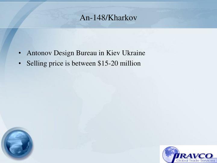 An-148/Kharkov