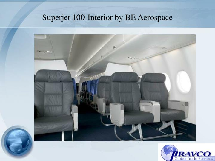 Superjet 100-Interior by BE Aerospace
