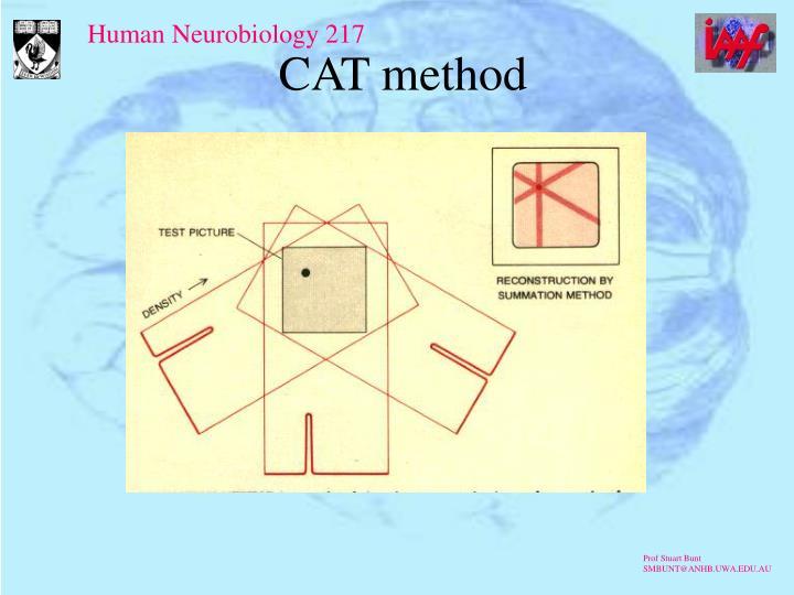 CAT method