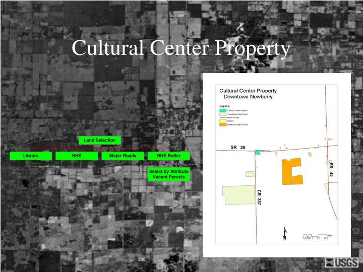 Cultural Center Property