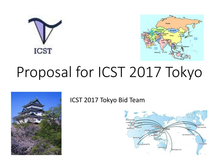 proposal for icst 2017 tokyo n.