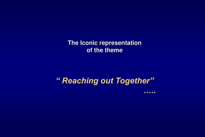The Iconic representation