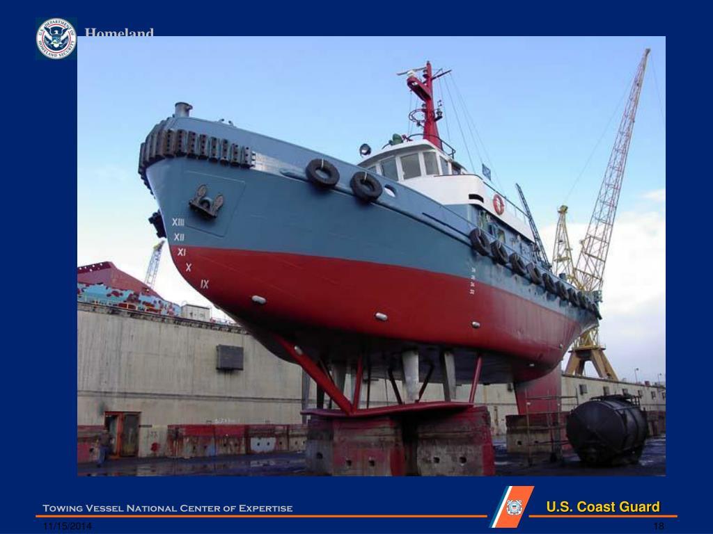 PPT - Tug Boat 101 Near Coastal and Ocean Service PowerPoint