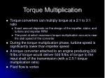 torque multiplication1
