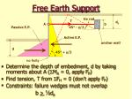 free earth support