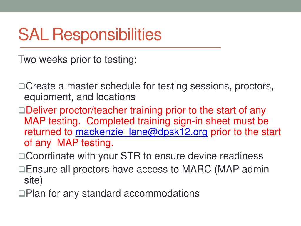 PPT - MAP ADMINISTRATION TRAINING 2014-2015 PowerPoint ...