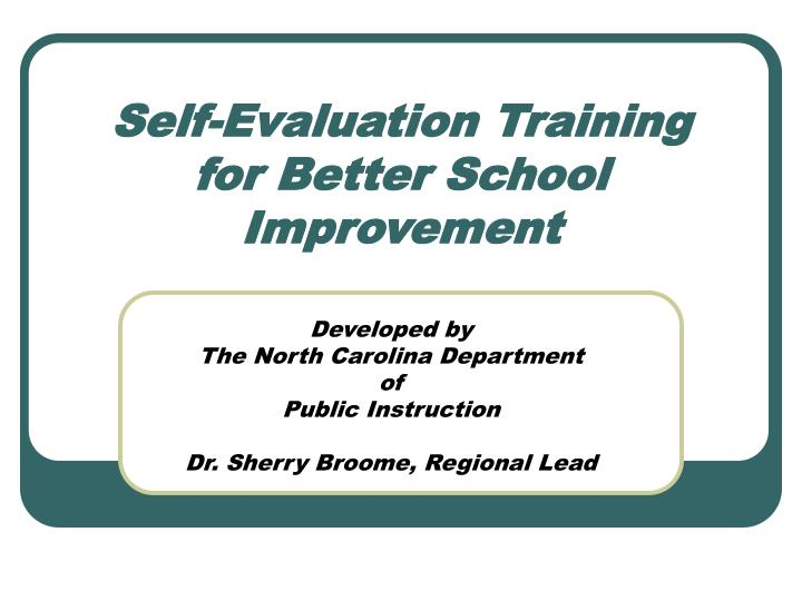 north carolina initiative for schools improvement essay At carolina, we define health and wellness as the journey that individuals and communities take in an effort to reach their potential, be well and thrive our collaborative services, initiatives and resources make it easier for you to make healthy choices by shaping the spaces where we live, play and study.