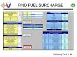 find fuel surcharge2