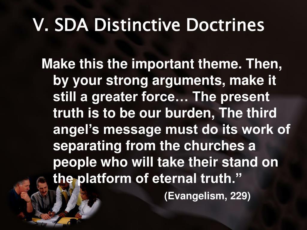 PPT - How to Teach Basic Adventist Doctrine PowerPoint