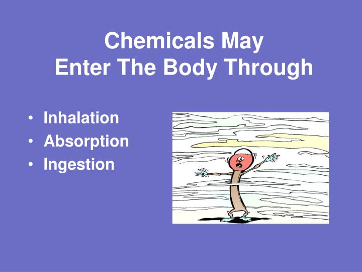 Chemicals May