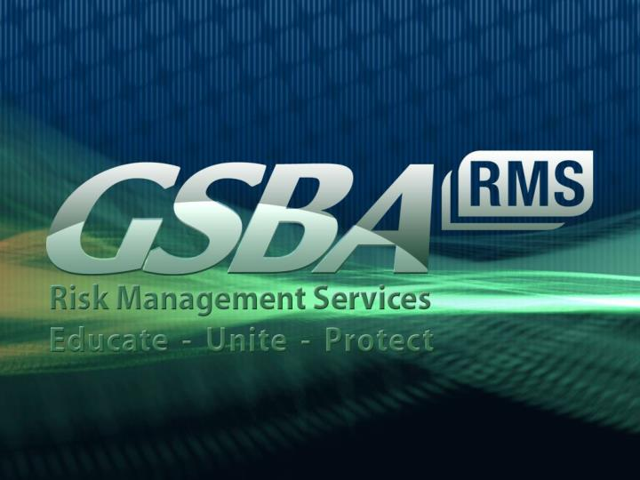 Gsba risk management services gasbo meeting