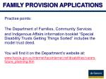 family provision applications1