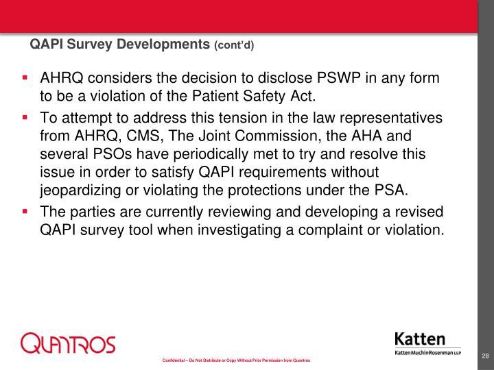 QAPI Survey