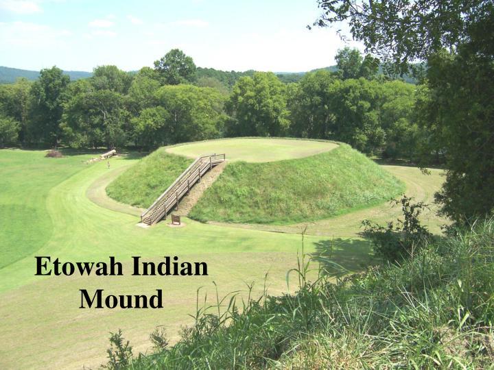 Etowah Indian Mound