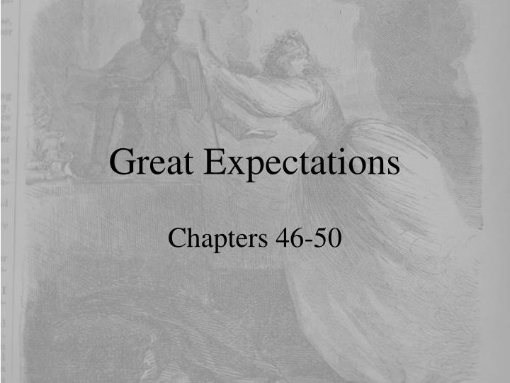 great expectations n.