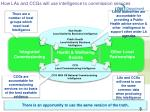 how las and ccgs will use intelligence to commission services