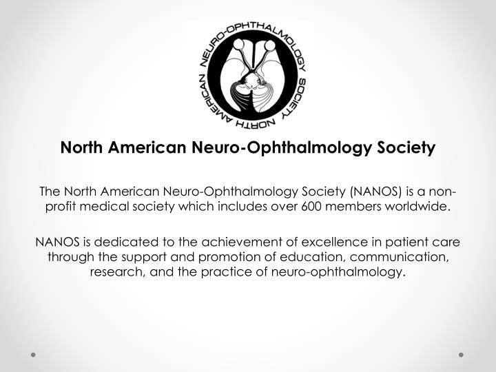 North American Neuro-Ophthalmology Society
