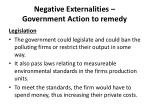 negative externalities government action to remedy1