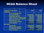 ncaa balance sheet1