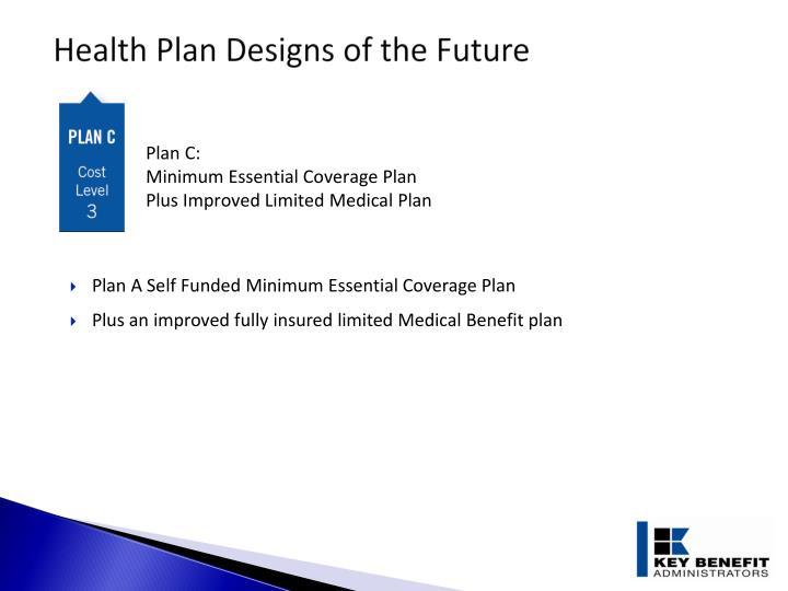 Health Plan Designs of the Future