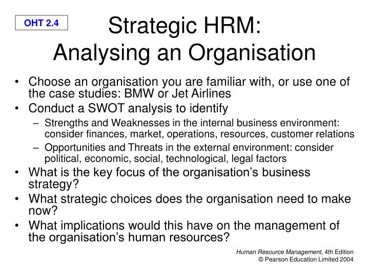 essays on strategic hrm models The strategic nature of hrm perhaps the most significant feature of hrm is the importance attached to strategic integration, which flows from top management's vision and leadership, and which requires the full commitment of people to it.