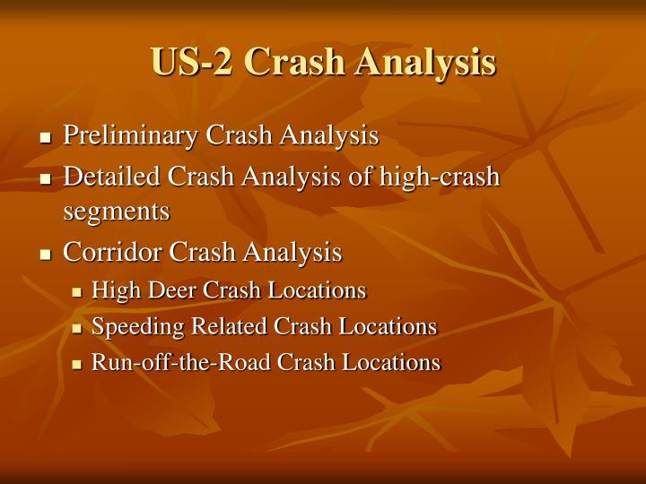 US-2 Crash Analysis