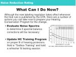 noise reduction rating10