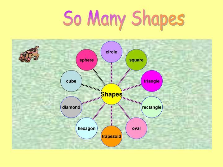So Many Shapes