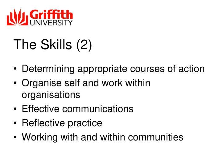 The Skills (2)