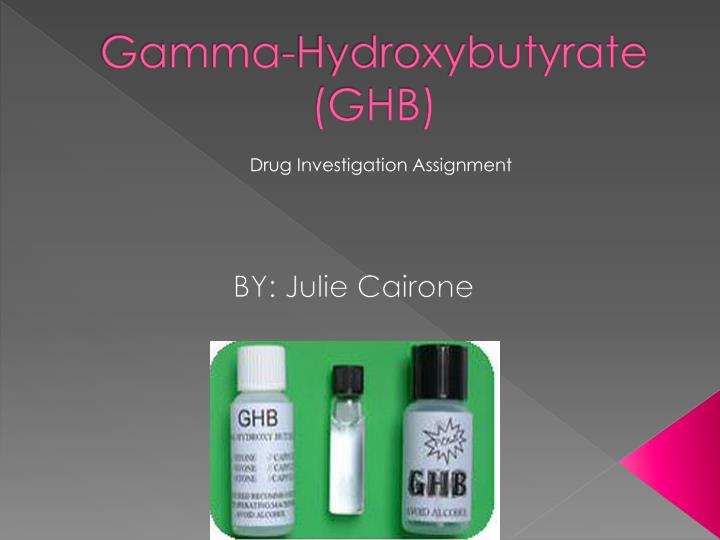 an analysis of gamma hydroxybutyrate ghb acid A new method for the qualitative and quantitative analysis of γ-hydroxybutyric acid (ghb) method for the hplc determination of gamma-hydroxybutyric acid (ghb.