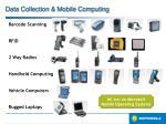 data collection mobile computing