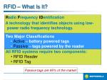 rfid what is it