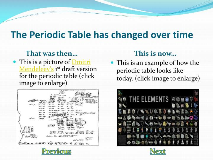 Creator of periodic table garden view landscape ppt is the periodic table a place where people sit at to urtaz Images