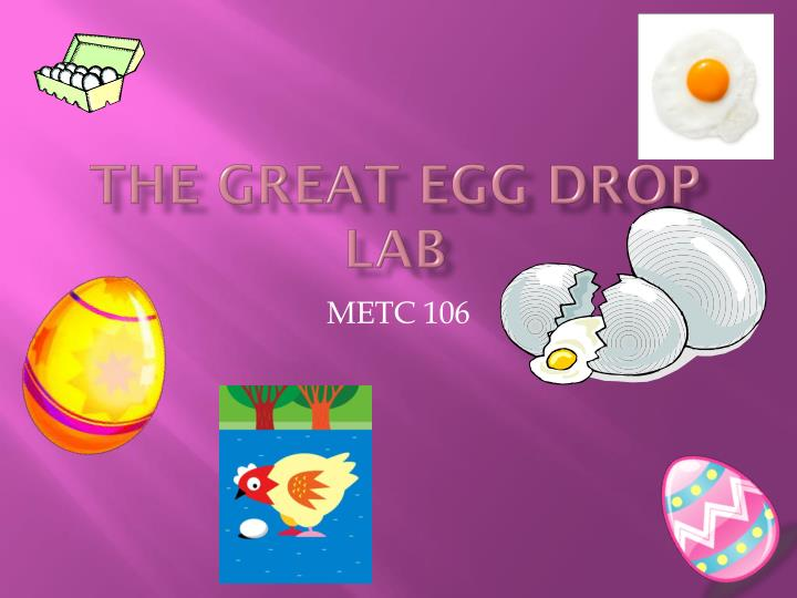 the great egg drop lab n.