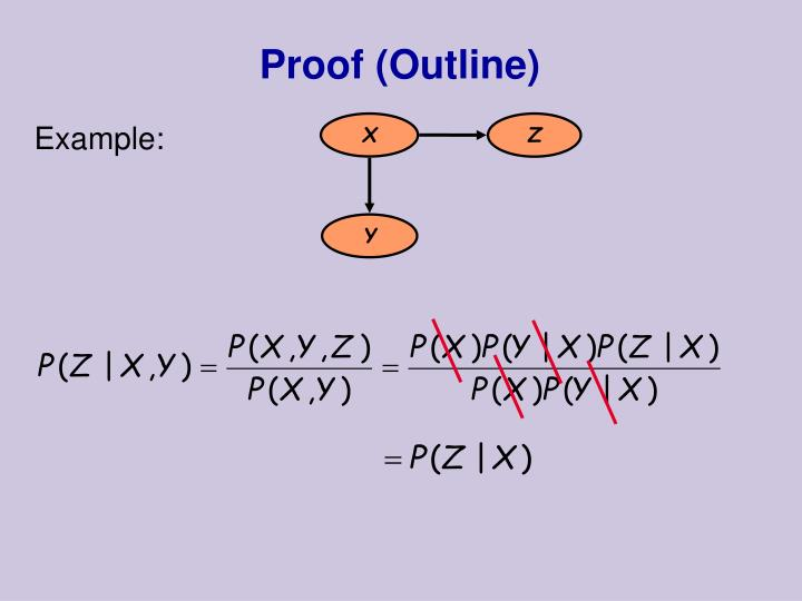 Proof (Outline)