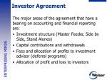 investor agreement1