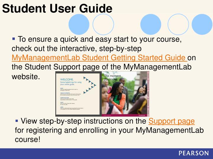 Student User Guide